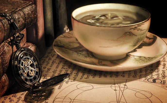 Tonalidades del color café