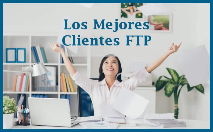 Mejores clientes FTP para usuarios de wordpress