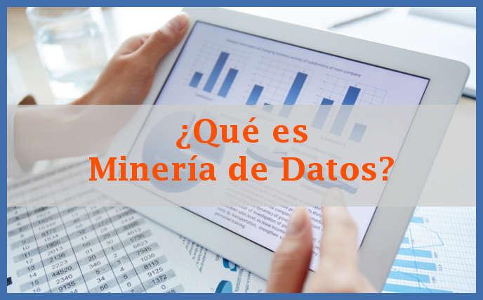 Todo sobre Minería de Datos