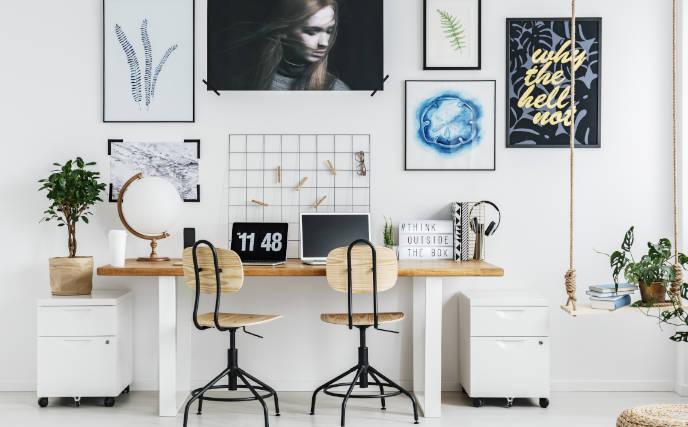 Guía completa para trabajar desde casa: Haz que respeten tu espacio